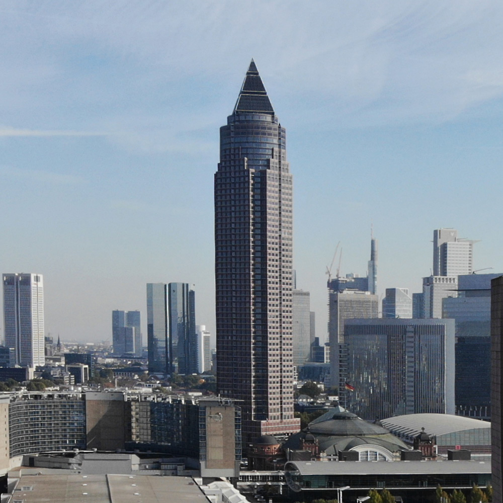 MesseTurm in Frankfurt