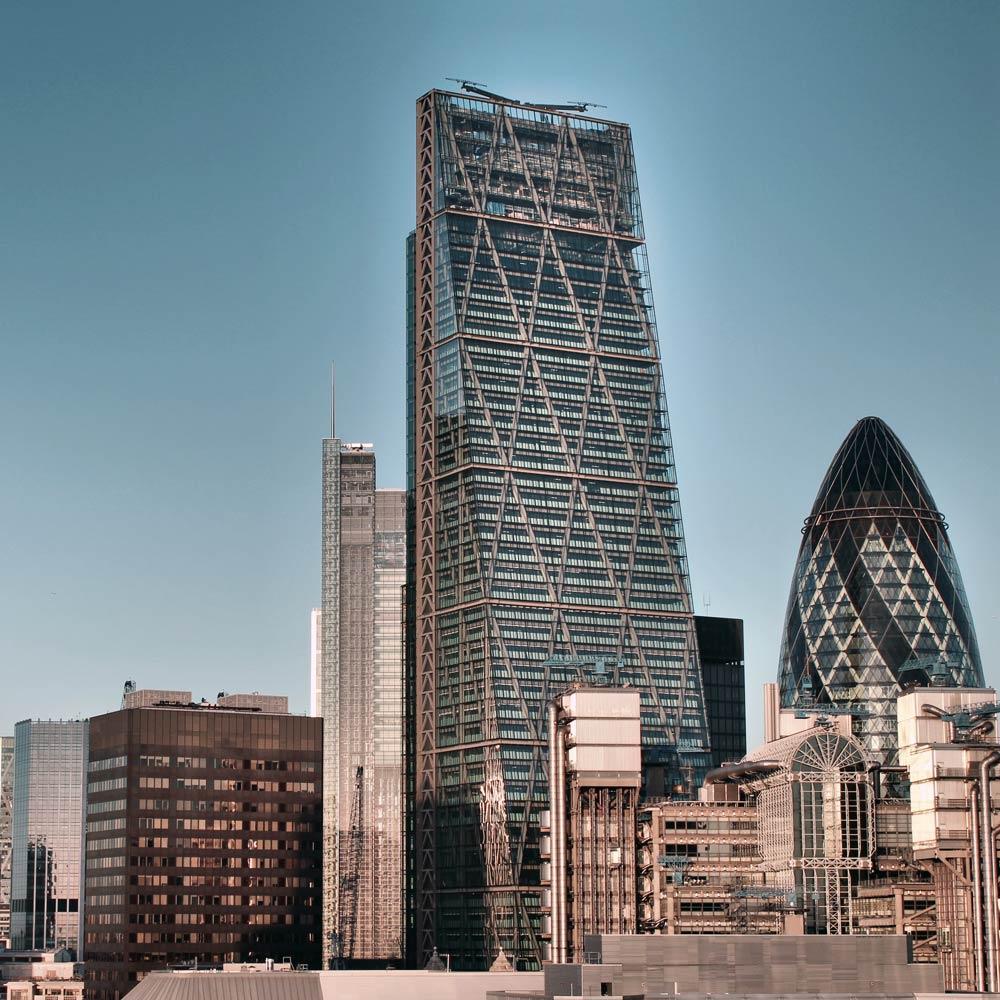 The Leadenhall Building London - 120 Leadenhall Street