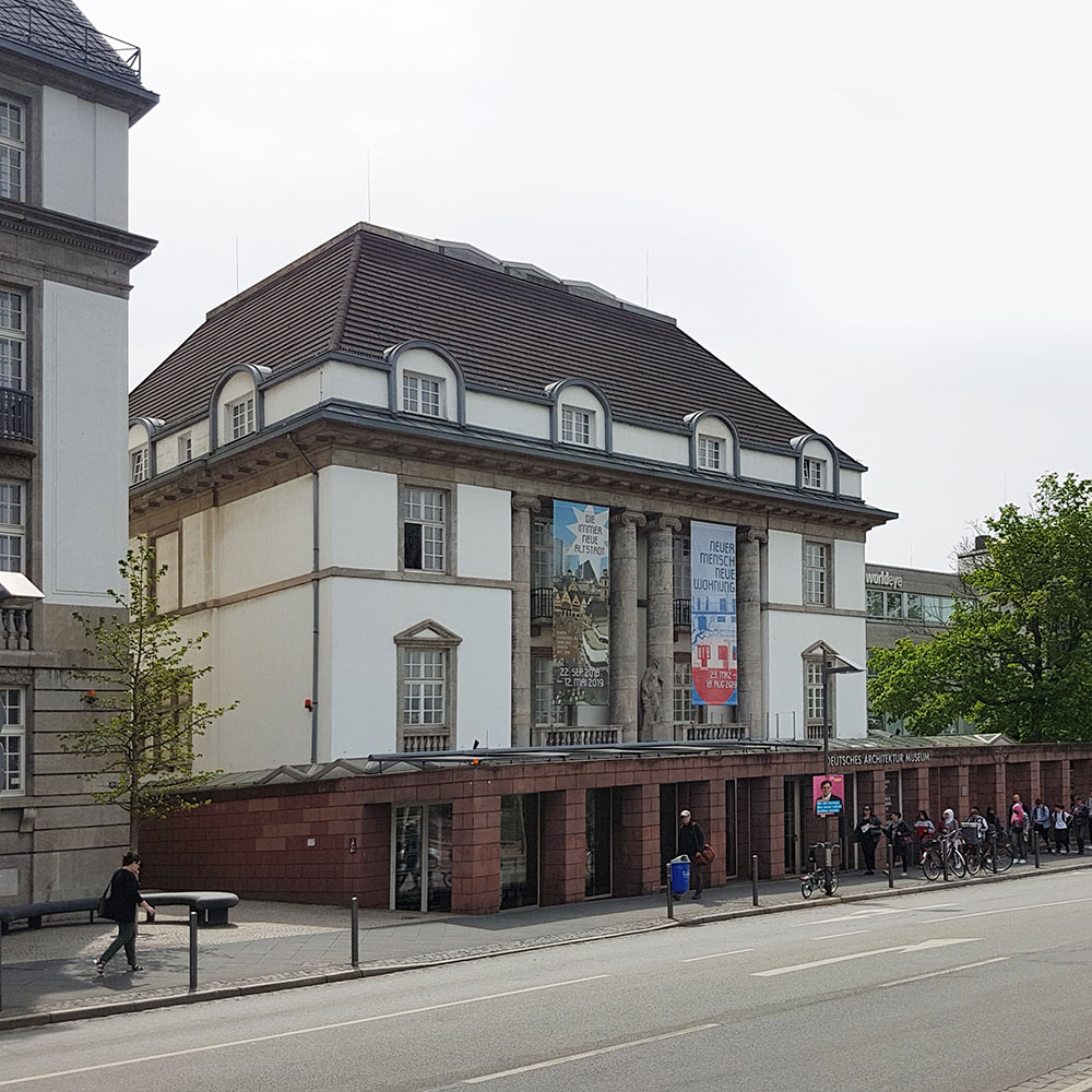 German Architecture Museum Frankfurt - DAM Frankfurt